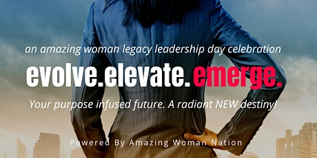 AMAZING WOMAN, It's Your Time to Emerge! tickets