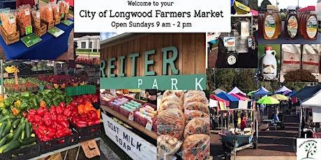 City of Longwood Farmers Market tickets
