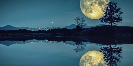 Pour & Paint Blue Moon tickets
