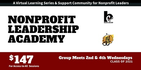 NonProfit Leadership Academy tickets