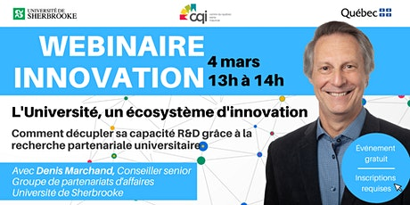 Webinaire innovation tickets