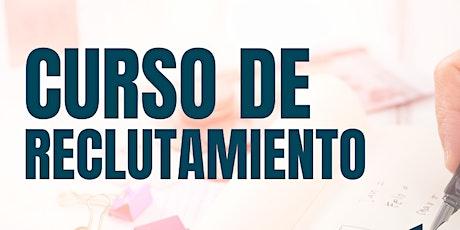 CURSO DE SELECCIÓN entradas