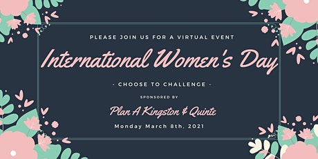 International Women's Day - Virtual Event tickets