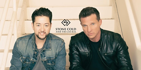 Stone Cold and the Jackal- Steve Burton and Bradford Anderson- Rockwells tickets