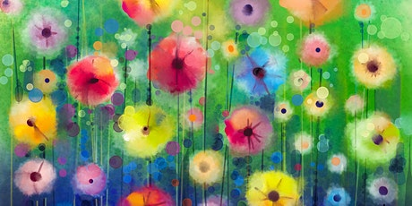 FAB: Glaze & Paint Spring Canvas Kit tickets