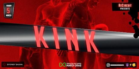 KINK tickets
