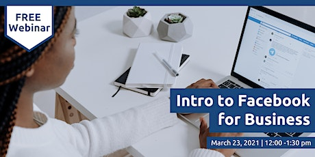 Intro to Facebook for Business tickets
