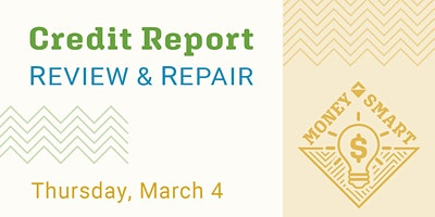WEBINAR: Credit Report Review & Repair