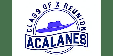 Acalanes Class of 2010 Ten Year Reunion tickets