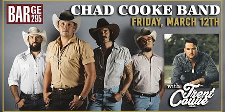 Chad Cooke Band with Trent Cowie Band at BARge295 tickets