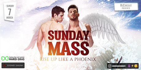 SUNDAY MASS tickets
