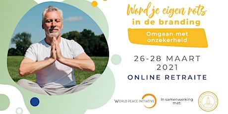 Online Meditatie Retraite in Nederlands (weekend) tickets
