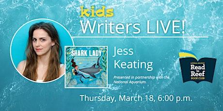 Kids Writers LIVE! Jess Keating tickets