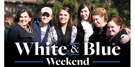 White and Blue Alumni Weekend Pre-Registration tickets