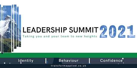 Leadership Summit 2021 billets