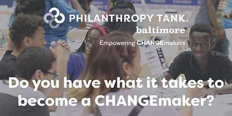 Philanthropy Tank - Baltimore | Student Virtual Application Workshop tickets