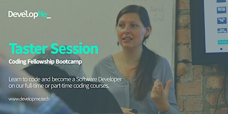 April/March Coding Bootcamp Taster Evening tickets