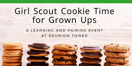 Girl Scout Cookie Pairing - a Learning and Tasting Event tickets