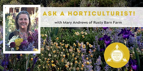 FREE ONLINE CLASS - Homesteading & Gardening - Your Questions answered! tickets