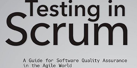 Testing in Scrum (Agile) Projects biglietti