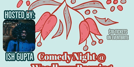 COMEDY NIGHT AT WOODBURY BREWING COMPANY tickets