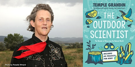Temple Grandin Virtual Event with Atlanta Science Festival! tickets