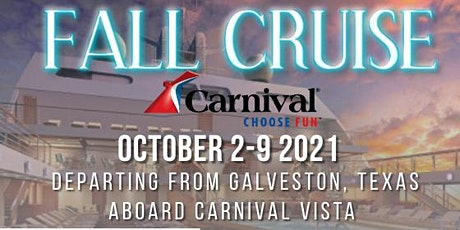 Fall into Paradise 2021 Cruise tickets