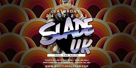 SLADE UK tickets