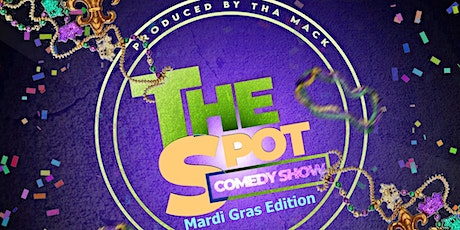 The spot comedy show tickets