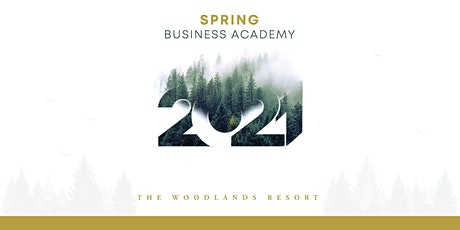 Vision Trends' Spring Business Academy 2021 tickets