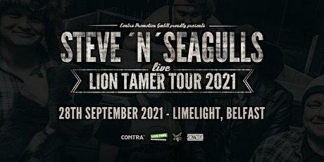Steve 'n' Seagulls tickets