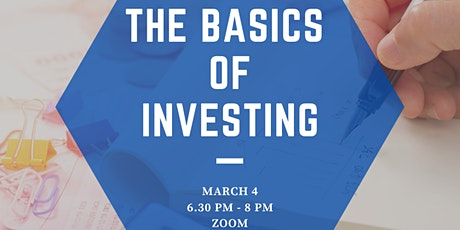 Bootcamp #3: The Basics of Investing tickets
