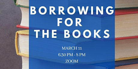 Bootcamp #4: Borrowing for the Books tickets