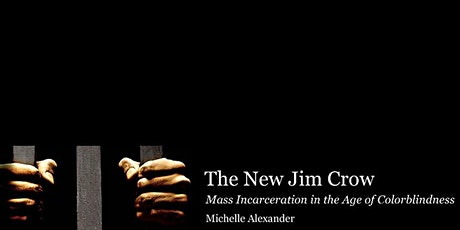 Book Discussion: The New Jim Crow tickets