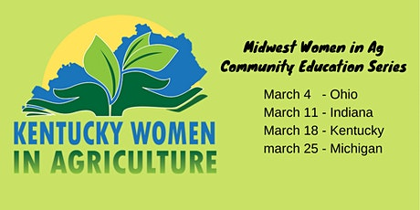 Midwest Women in Ag Community Education Series tickets