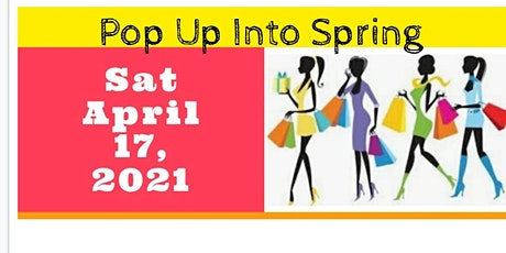 Pop Up Into Spring tickets
