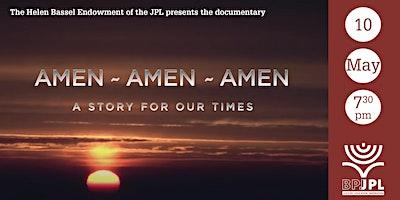 """Documentary """"Amen-Amen-Amen"""""""