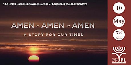 "Documentary ""Amen-Amen-Amen"" biglietti"