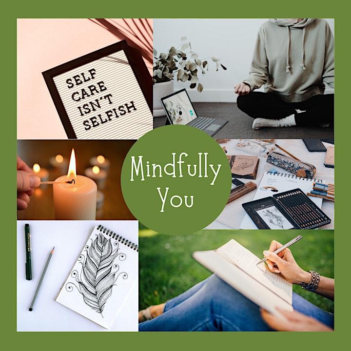 Mindfulness Drawing 8 week program - Spring 2021 image