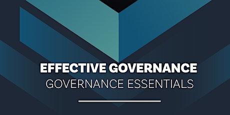 NZSTA Governance Essentials for Marlborough / Kaikoura boards ONLINE tickets