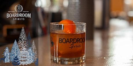 Boardroom Spirits - Winter Cocktail Workshop tickets