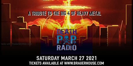 Harvester of Metal & Death Pop Radio Live at Brauer House!! tickets