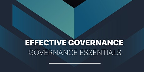 NZSTA Governance Essentials for Canterbury / Nth Otago boards ONLINE tickets