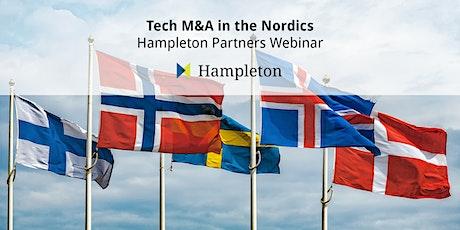Tech M&A in the Nordics - Hampleton Partners Webinar | April tickets