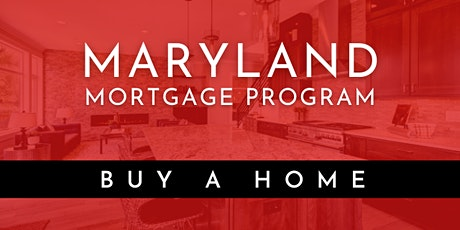 Maryland Mortgage Program Webinar tickets