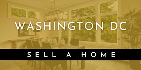 Sell a Home [Washington DC] Webinar tickets