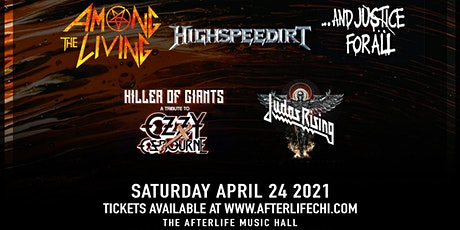The Titans of Metal in The Afterlife Music Hall tickets