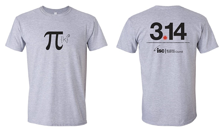 """Pi Day """"Pi K"""" Fun Run 2021 - Irrational, Non-repeating and with Trivia! image"""
