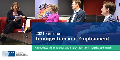 Immigration and Employment Seminar tickets