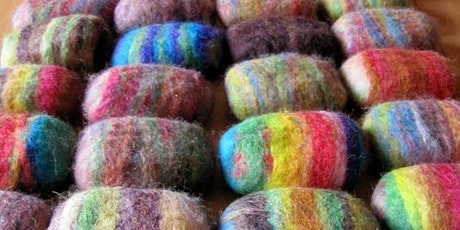 Felting Classes - Felted Easter Eggs tickets